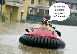 parco di cisanello - alluvione