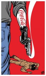 Killer-Coke by Latuff (http://latuff2.deviantart.com/)