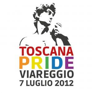 Logo Toscanapride 2012